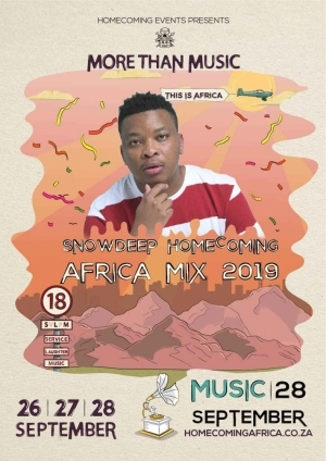 Snow Deep - Homecoming Africa 2019